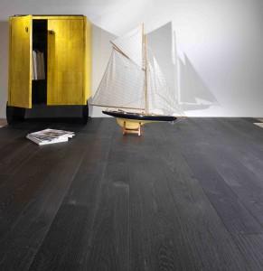 Idee & Parquet - Quercia Antracite - Marina Bozzo Pavimenti in legno